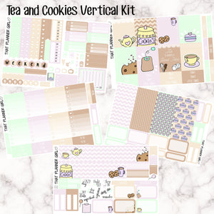Tea and Cookies - Vertical EC Kit