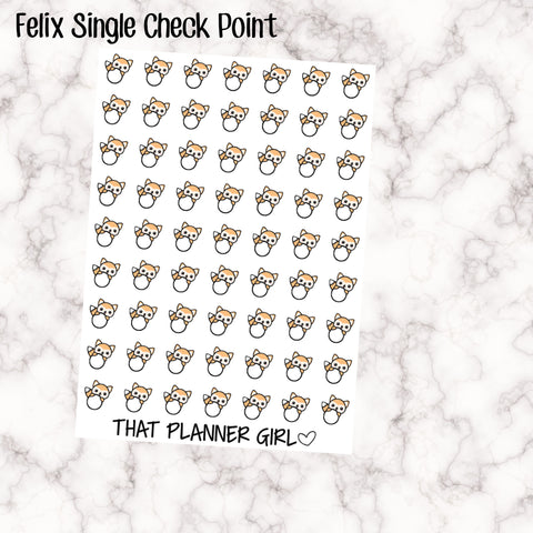 Felix Single Check Point/Check Box