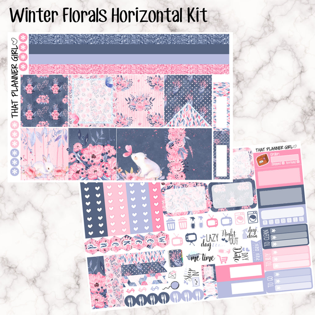 weekend banner washi more icons Geometric Gold HORIZONTAL kit full boxes 12 boxes Erin Condren Planner Stickers