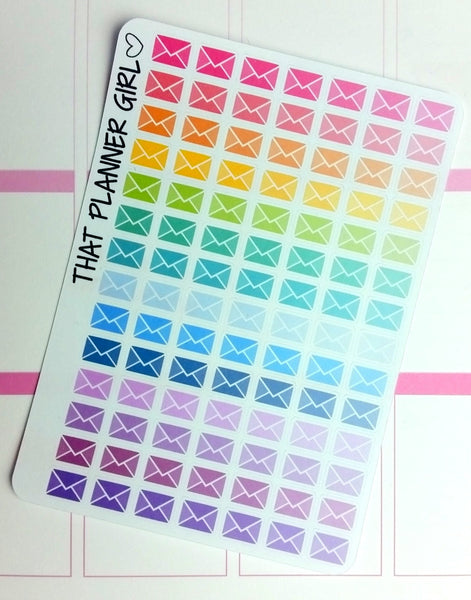 Envelope / Mail / Email Stickers