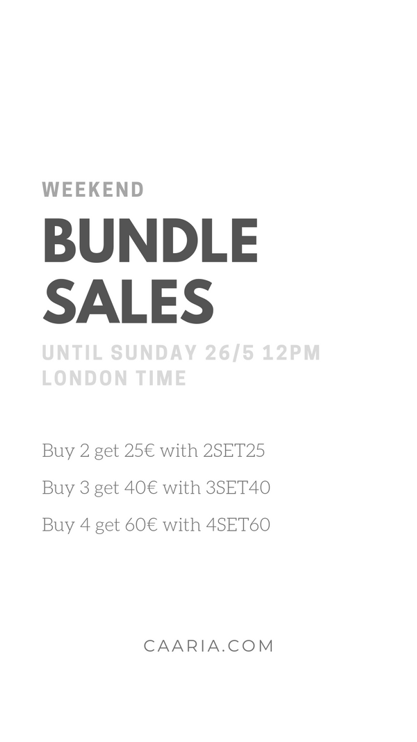 Weekend's BUNDLE campaign