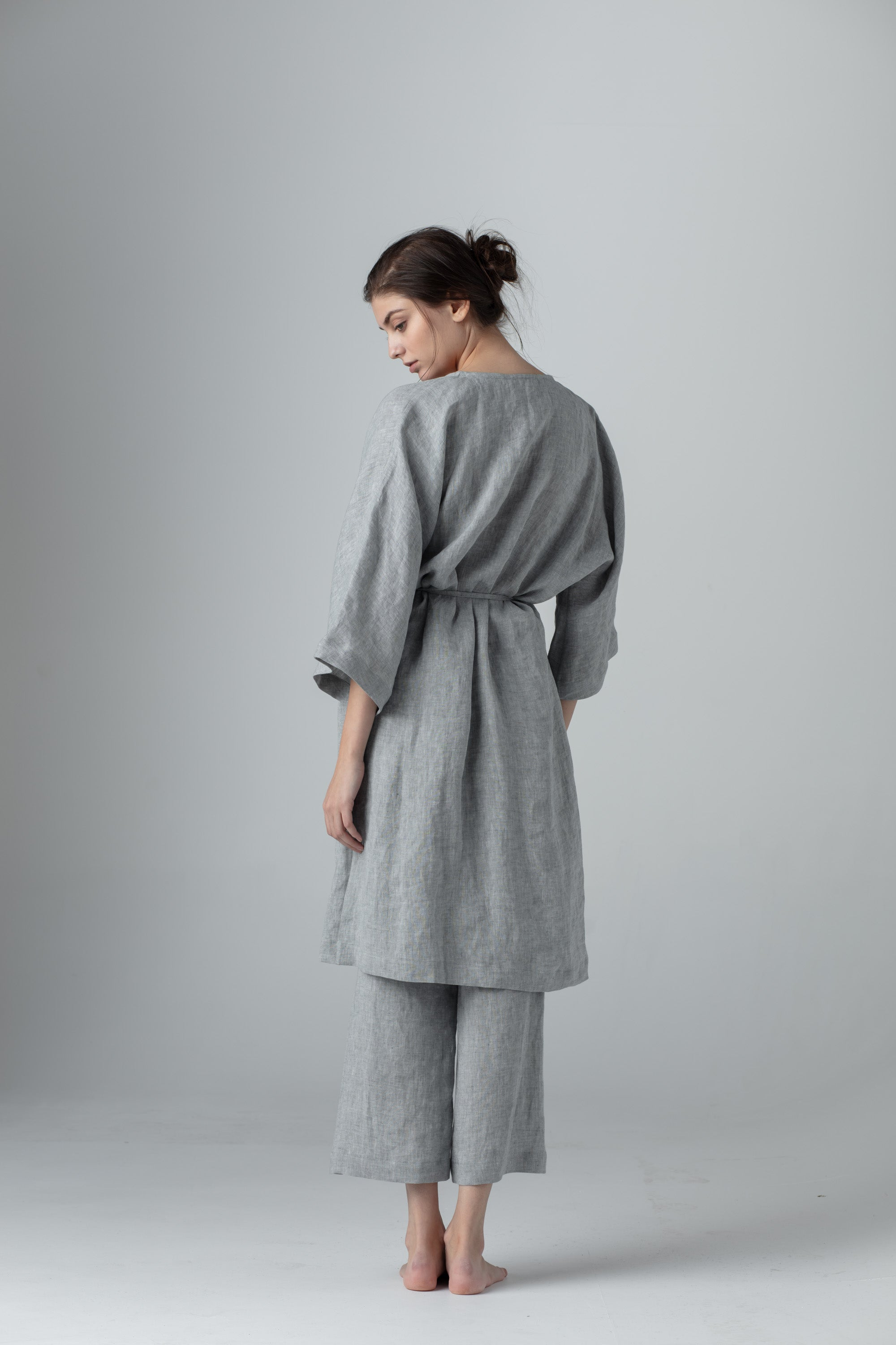 Linen loungewear sustainable clothing