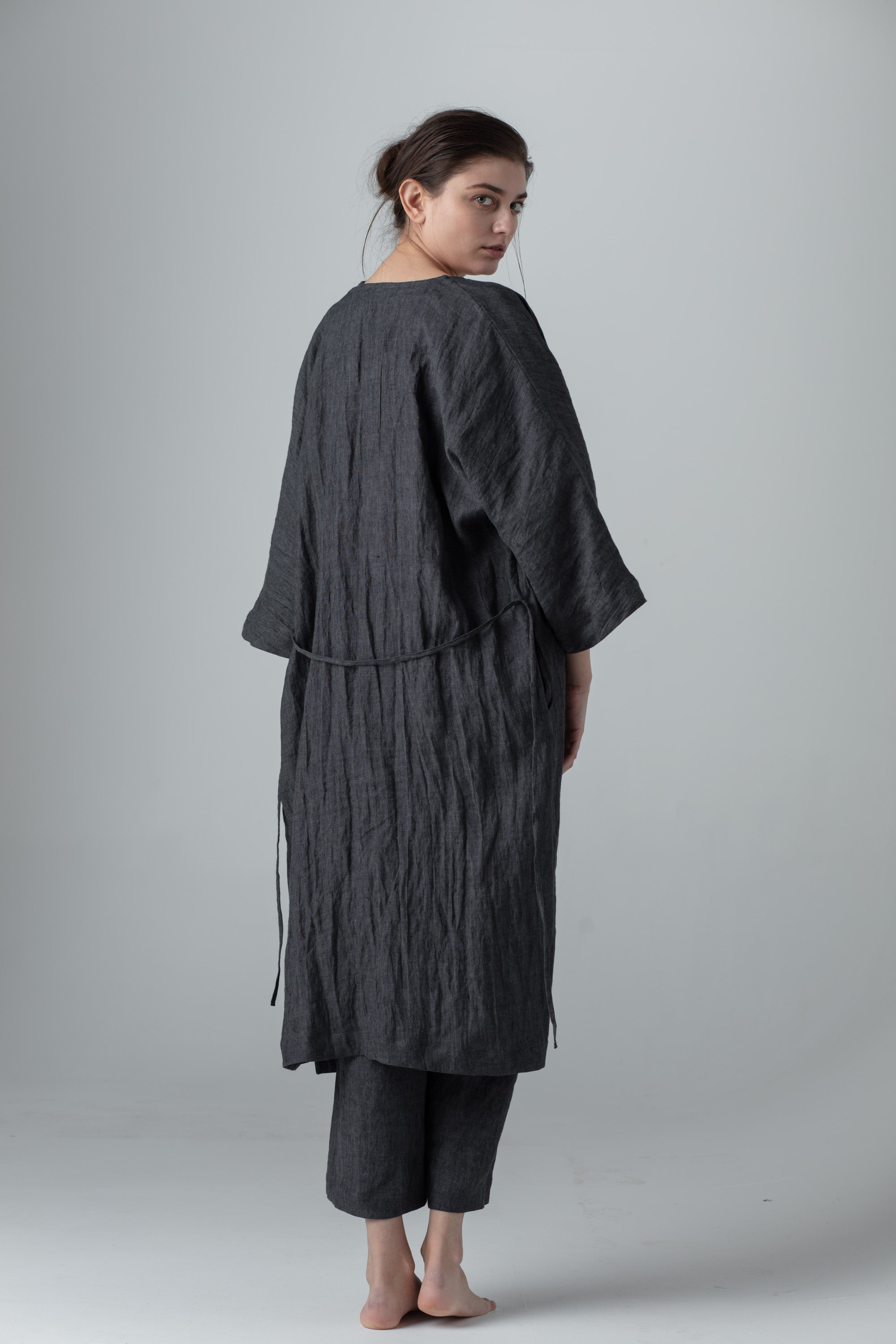 SCANDI ROBE dark grey