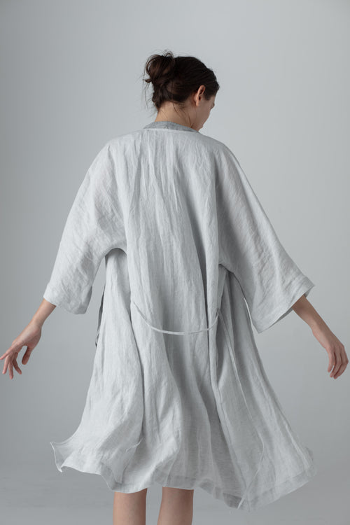 SCANDI ROBE light grey