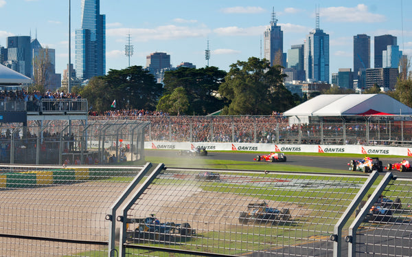 The Watch Factory Melbourne Grand Prix Essentials