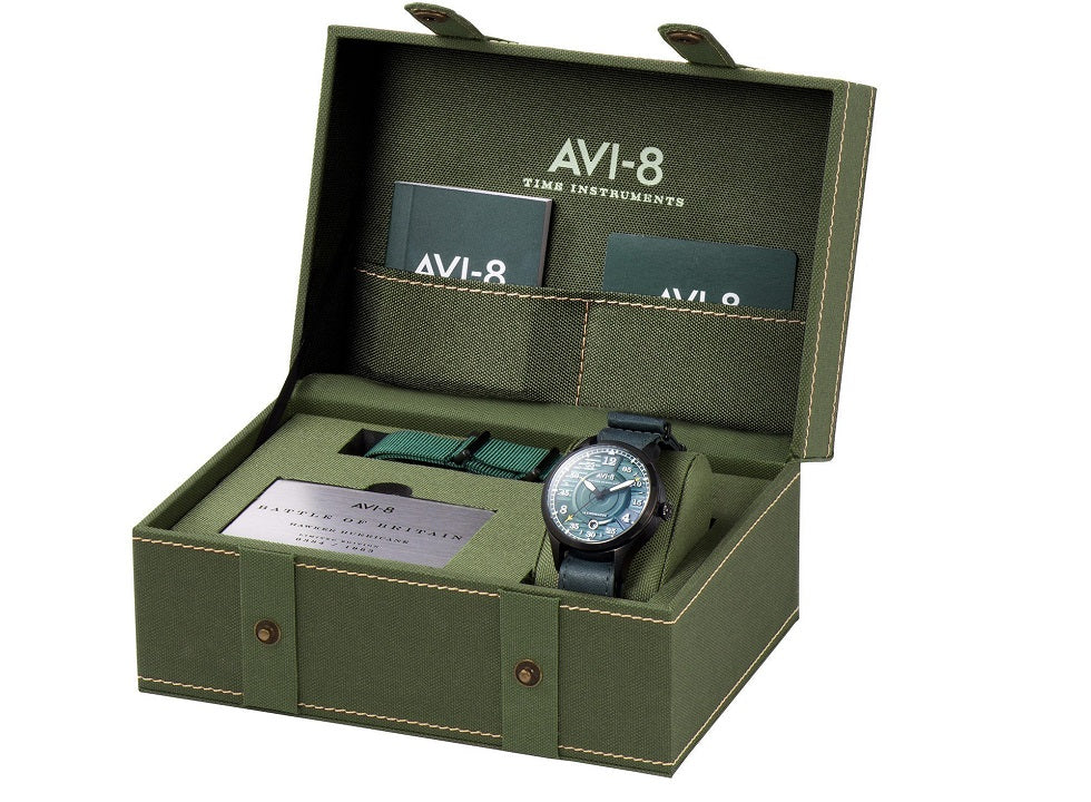 Avi-8 Watch Box - The Watch Factory Australia