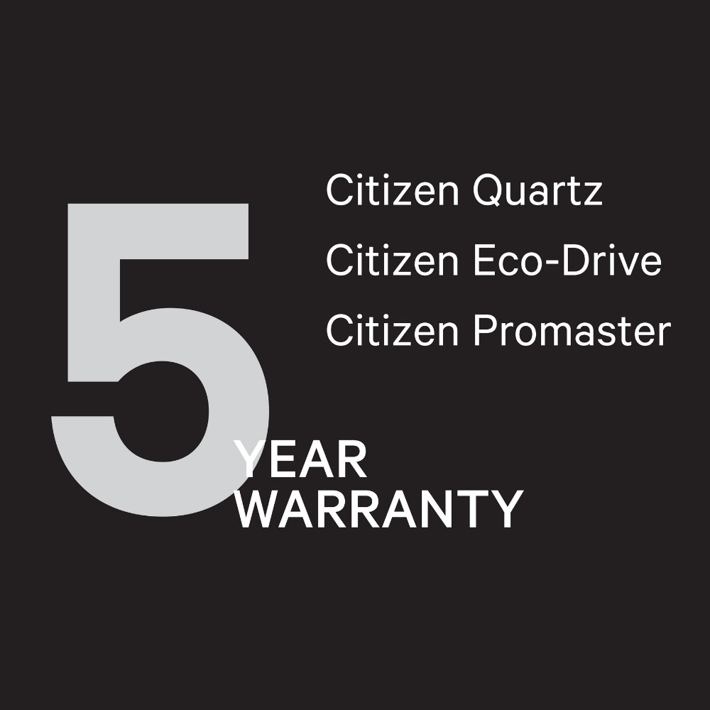 Citizen Warranty Australia