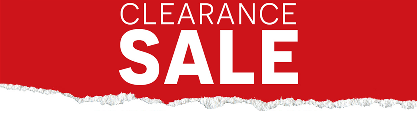 Clearance Collection Banner