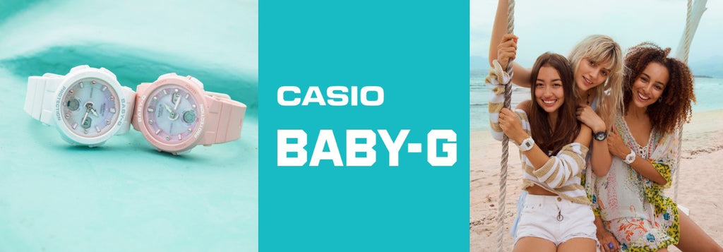 Casio Baby-G Watches Australia