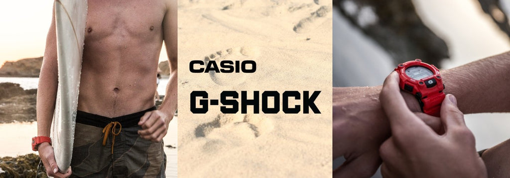 Casio G-Shock Watches Australia