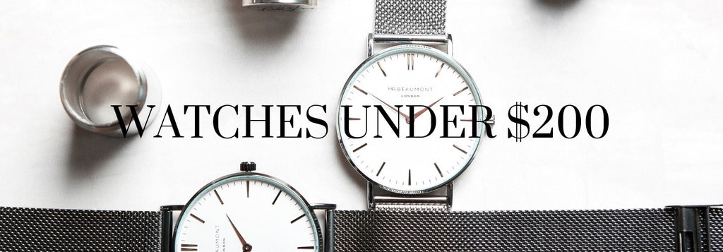 Watches Under $200 Australia