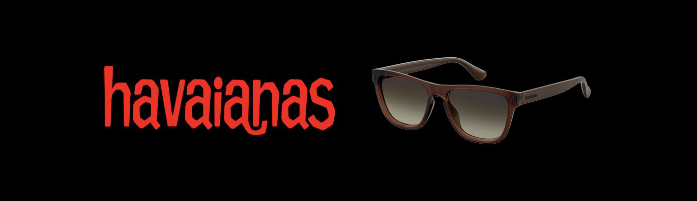 Havaianas Sunglass Collection Banner