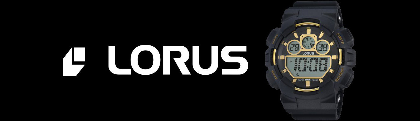 Lorus Collection Banner