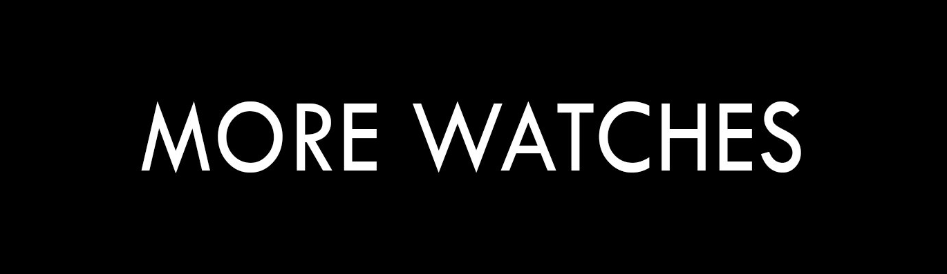 TWF More Watches Collection Banner