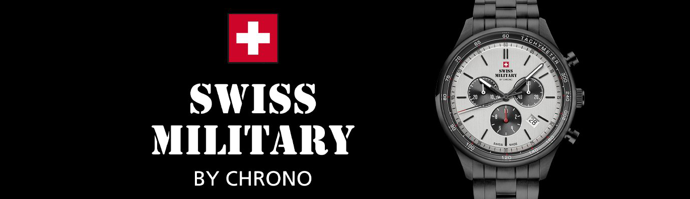 Swiss Military Collection Banner
