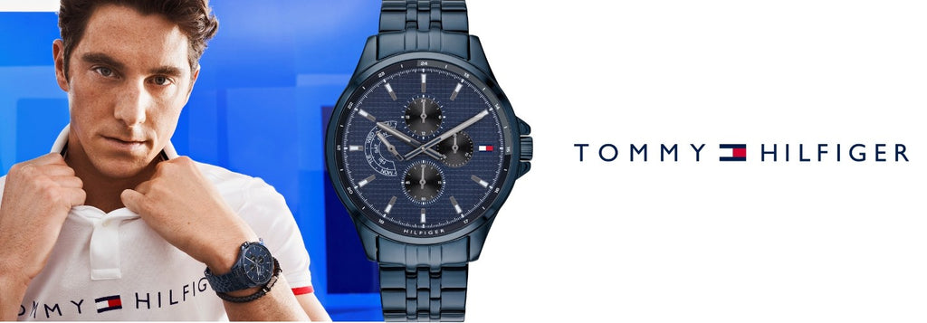 Tommy Hilfiger Men's Watches 2019 Collection