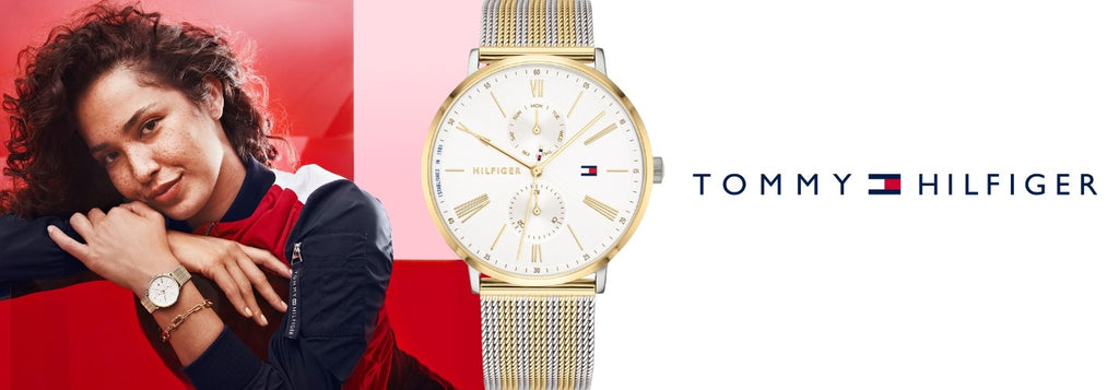 Tommy Hilfiger Women's Watches 2019 Collection