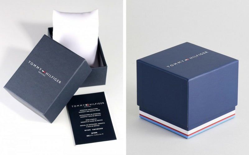 Tommy Hilfiger Watch Box - The Watch Factory