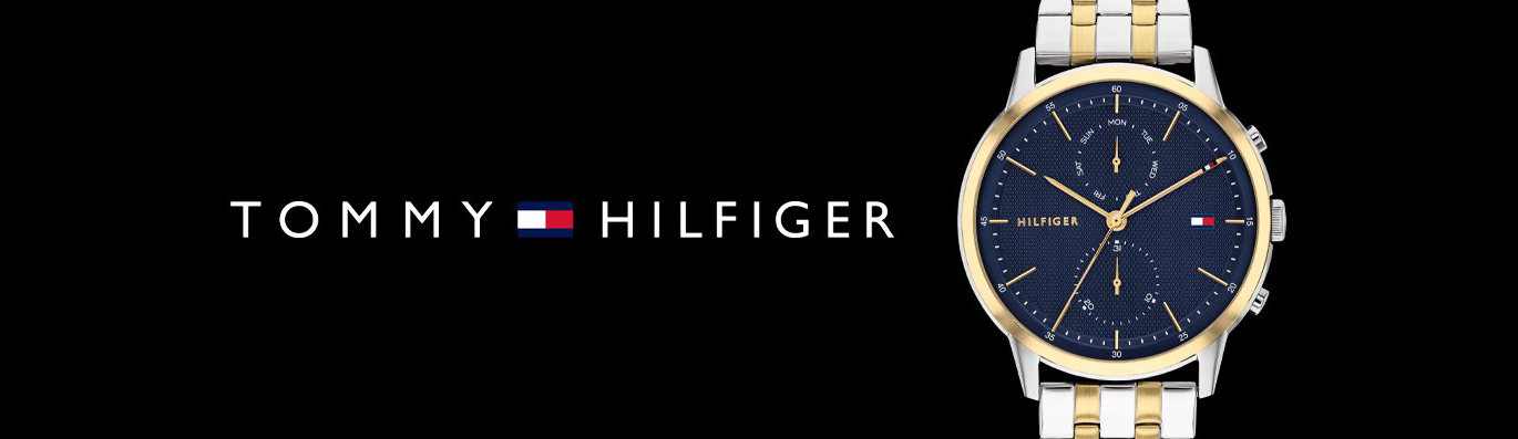 Tommy Hilfiger Collection Banner
