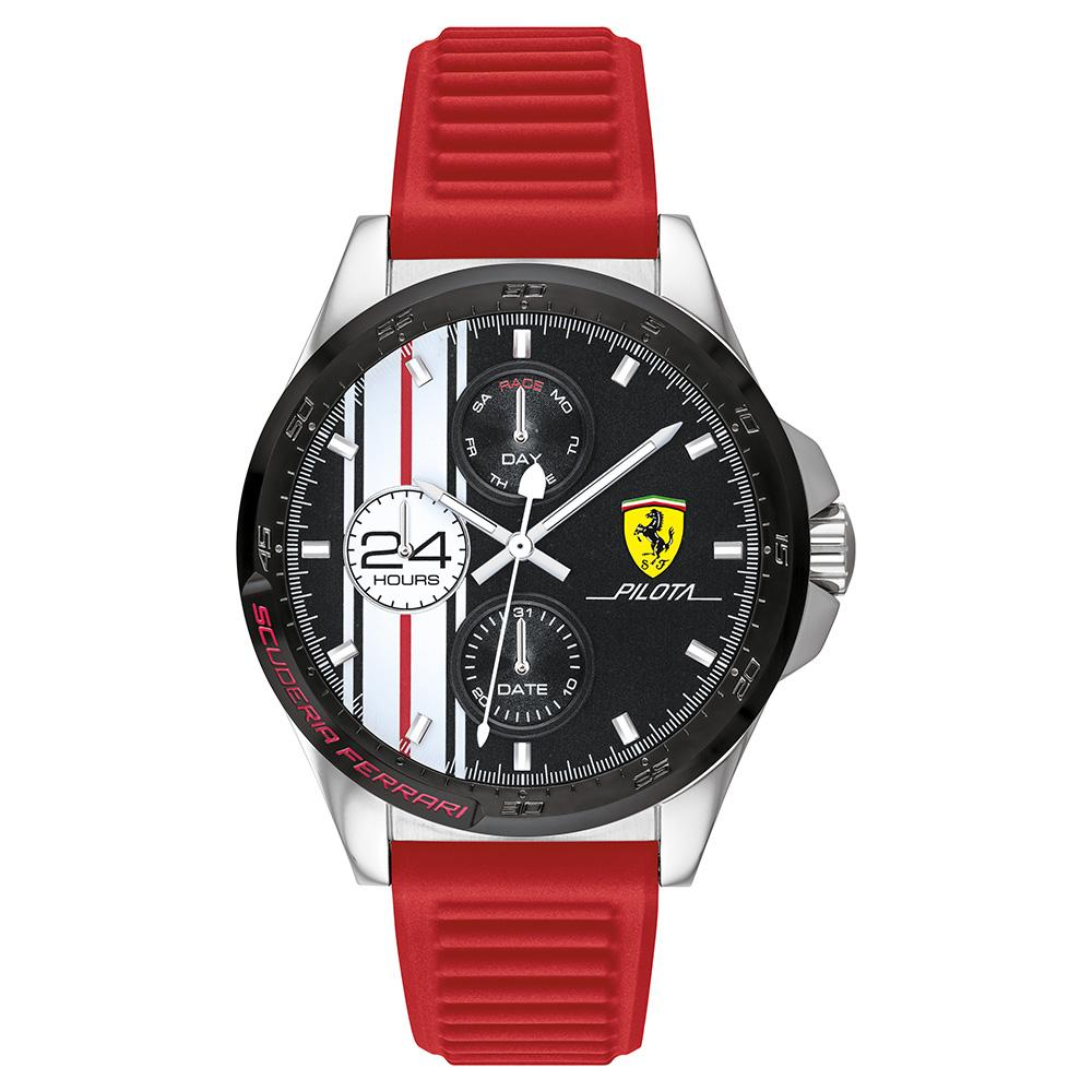 Scuderia Ferrari Pilota Men's Watch - 830657