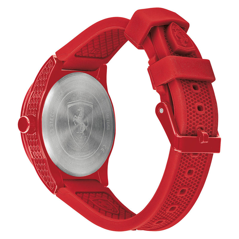 Scuderia Ferrari Kids Redrev Watch - 860010