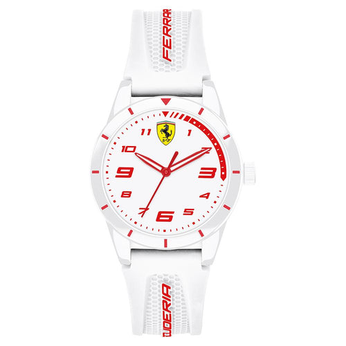 Scuderia Ferrari Kids Redrev Watch - 860011