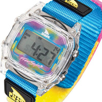 Freestyle Shark Classic Leash Clear & Cyan Watch - 10006630