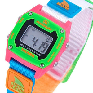 Freestyle Shark Mini Leash Black & Neon Watch - 10022930