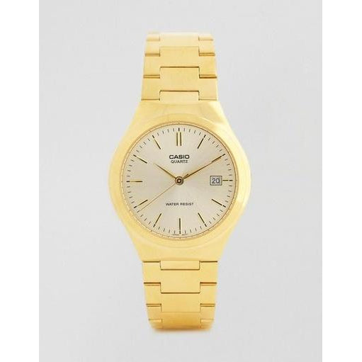Casio 36mm Classic Gold Men's Watch - MTP1170N-9A