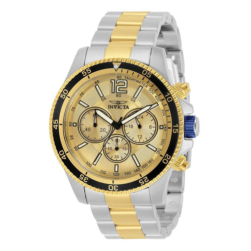Invicta Specialty Stainless Steel Chrono Men's Watch