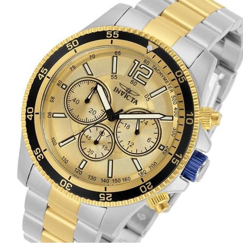 Invicta Specialty Stainless Steel Chrono Men's Watch - 13976