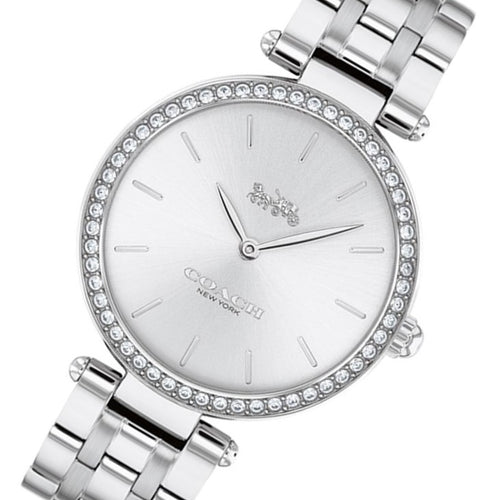 Coach Park Stainless Steel Women's Watch and Bracelet Set - 14000070