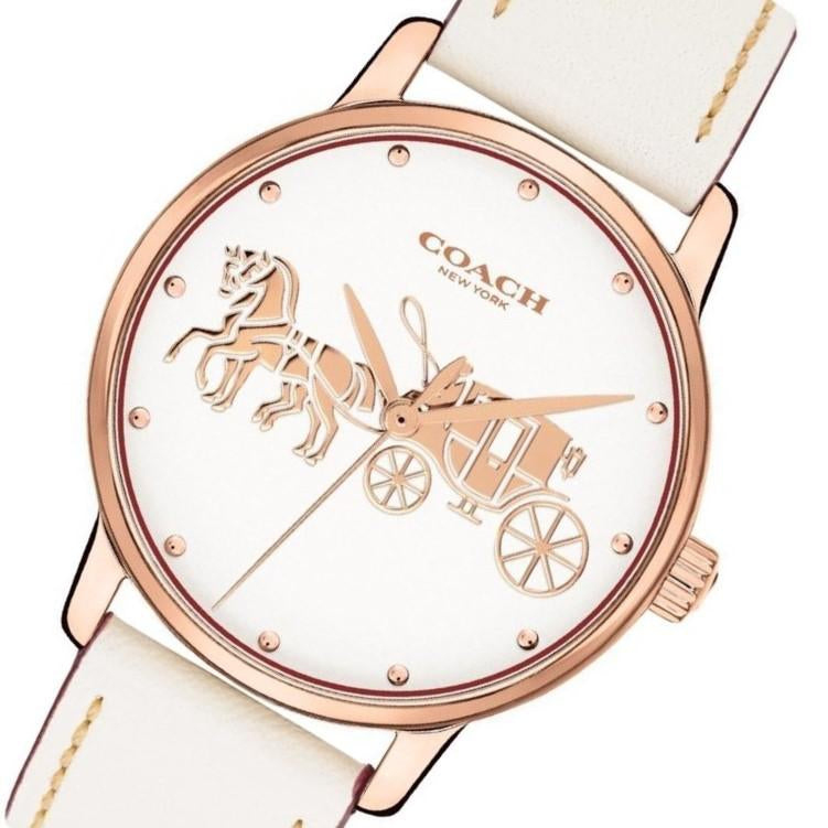 Coach Grand Lexington Ladies Watch  - 14502973
