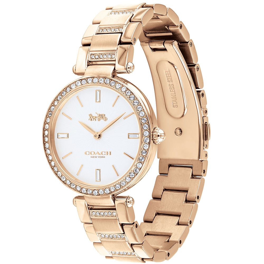Coach Park Carnation Gold Women's Watch - 14503094