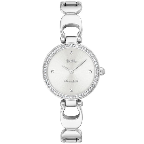 Coach Park Signature C Silver  Women's Watch - 14503170