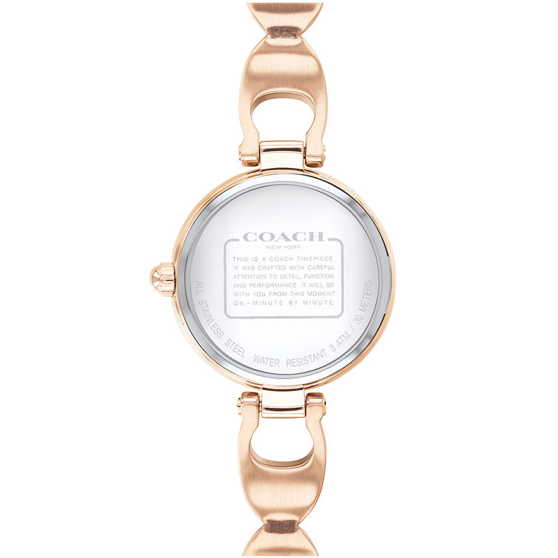 Coach Park Signature C Rose Gold Women's Watch - 14503172