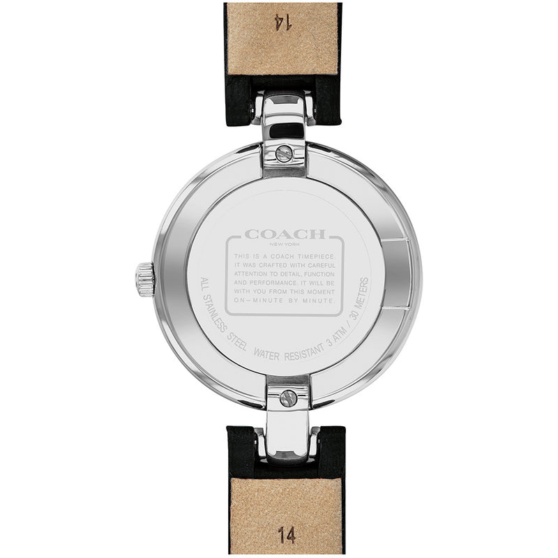 Coach Chrystie Minimalist Women's Watch - 14503195