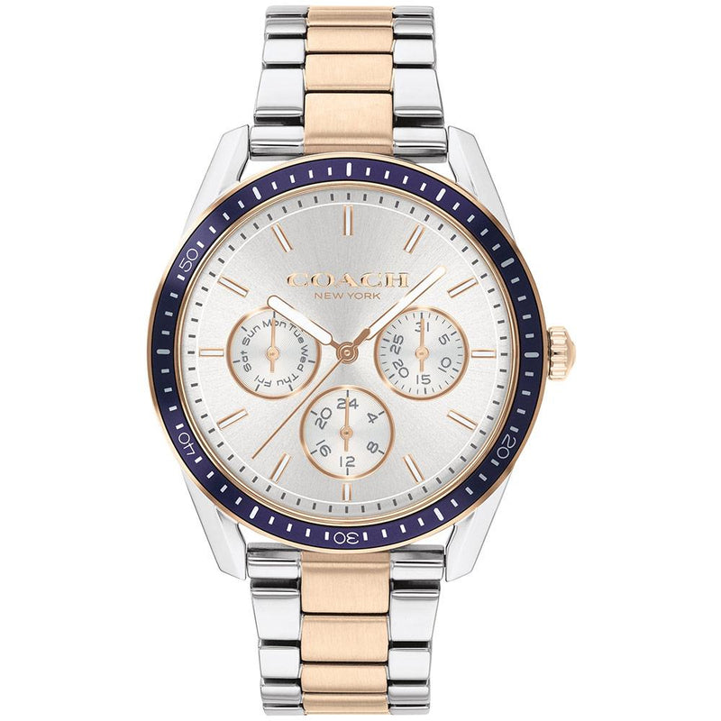 Coach Preston Two-Tone Steel Ladies Watch - 14503269