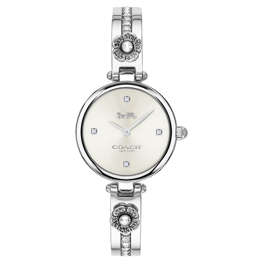 Coach Park Stainless Steel With Crystal Women Watch - 14503274
