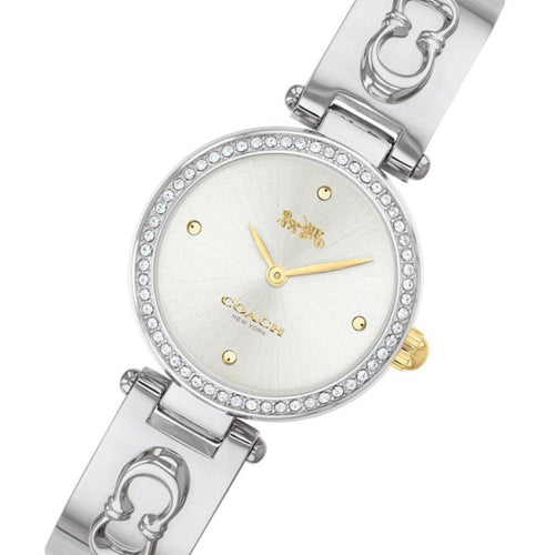 Coach Park Stainless Steel Ladies Watch - 14503275