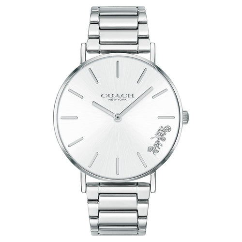 Coach Perry Stainless Steel Ladies Watch - 14503344