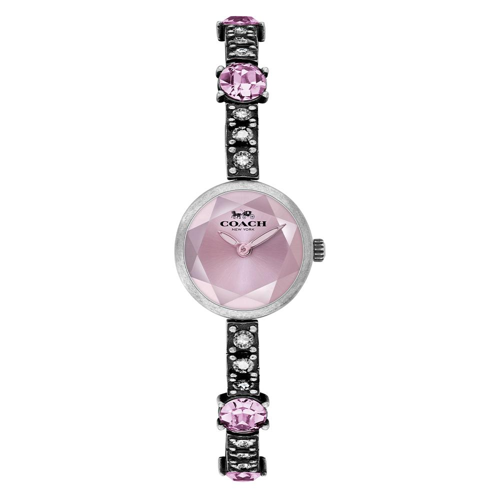 Coach Jordyn Antique Finish with Swarovski Crystals Ladies Watch - 14503434