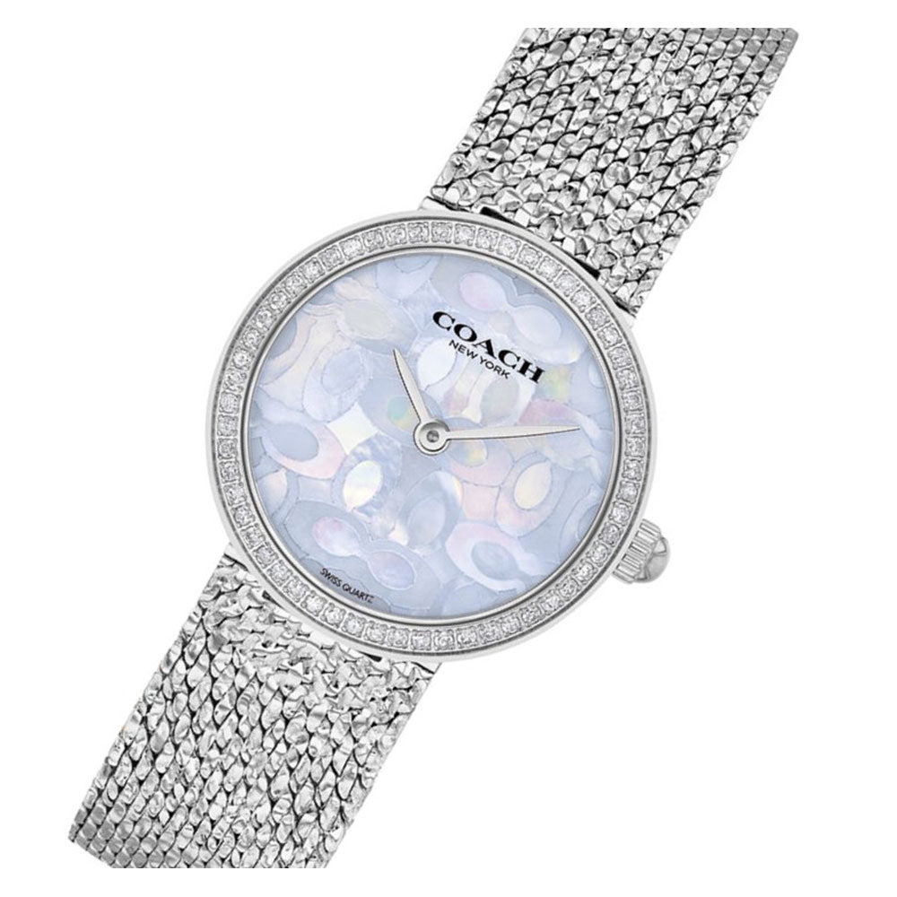 Coach Hayley Stainless Steel Ladies Watch - 14503439