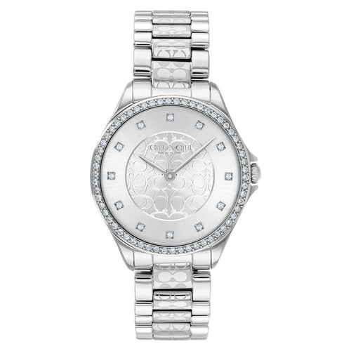 Coach Astor Stainless Steel Women's Watch - 14503503