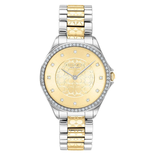 Coach Astor Two-Tone Stainless Steel Women's Watch - 14503506