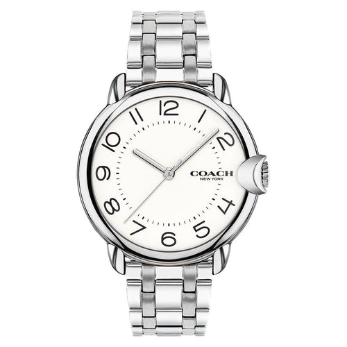 Coach Arden Stainless Steel Women's Watch - 14503597