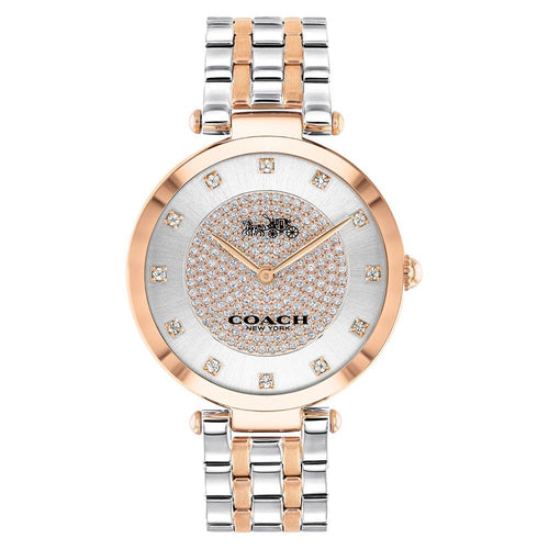 Coach Park Two-Tone Stainless Steel Women's Watch - 14503644