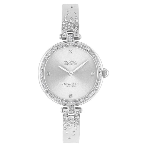 Coach Park Stainless Steel with Crystals Women's Watch - 14503650