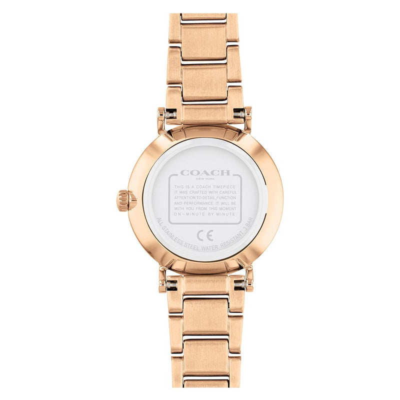 Coach Perry Rose Gold Steel Women's Watch - 14503793
