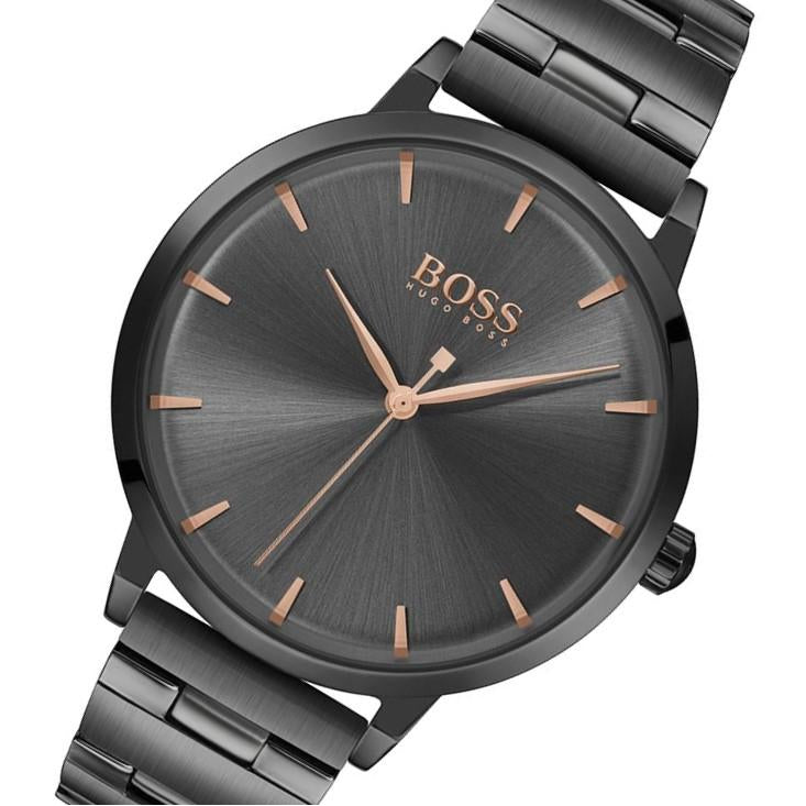 Hugo Boss Marina Grey Steel Women's Watch - 1502503